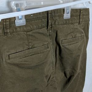 LOFT Pants - Army green pants